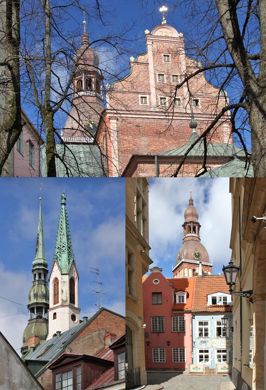 kerken Riga