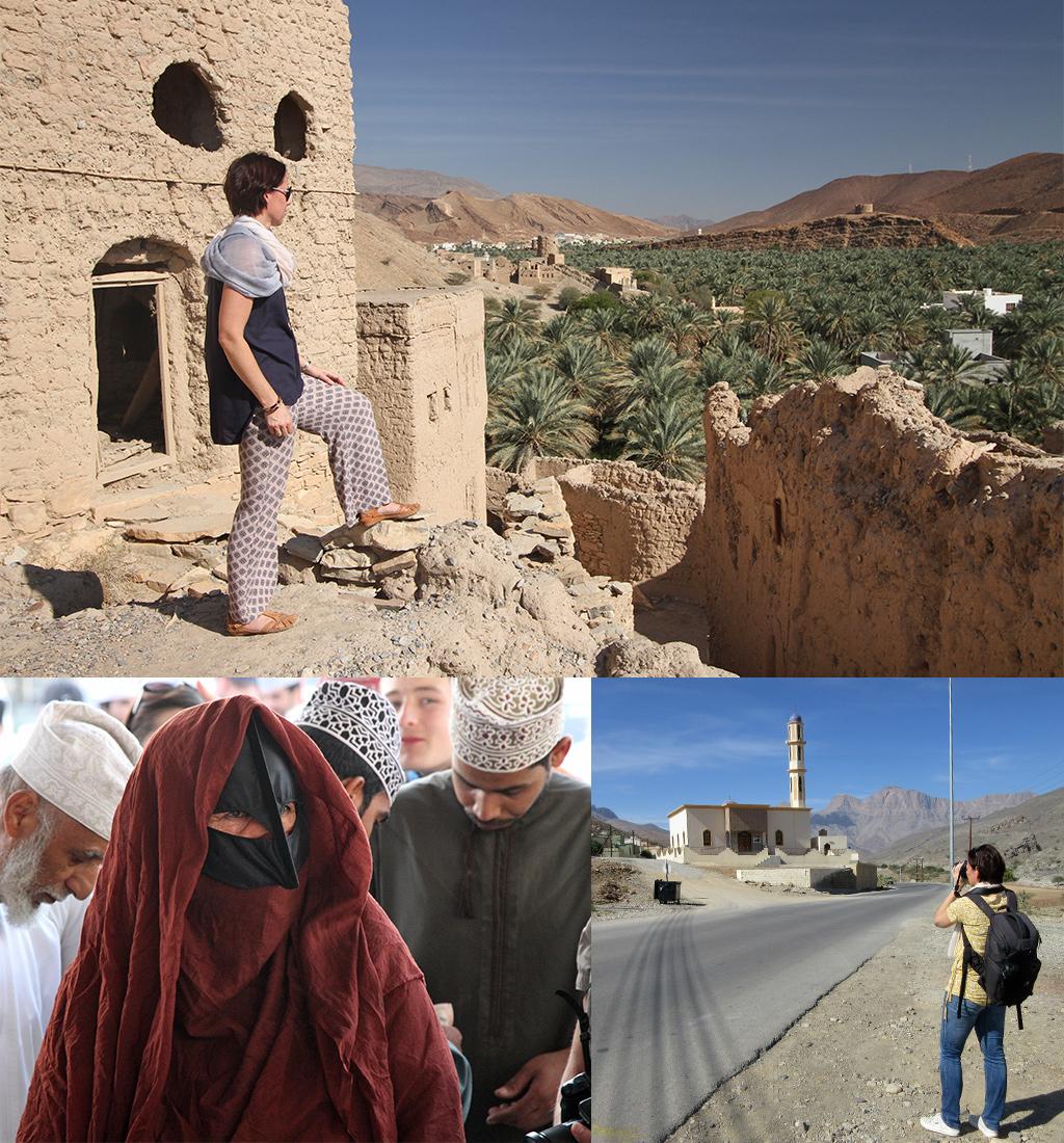 kleding op reis in Moslimlanden