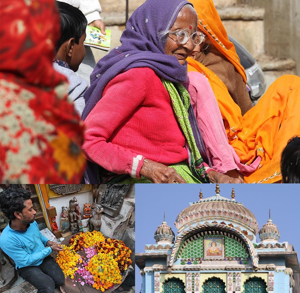 kleur explosies India