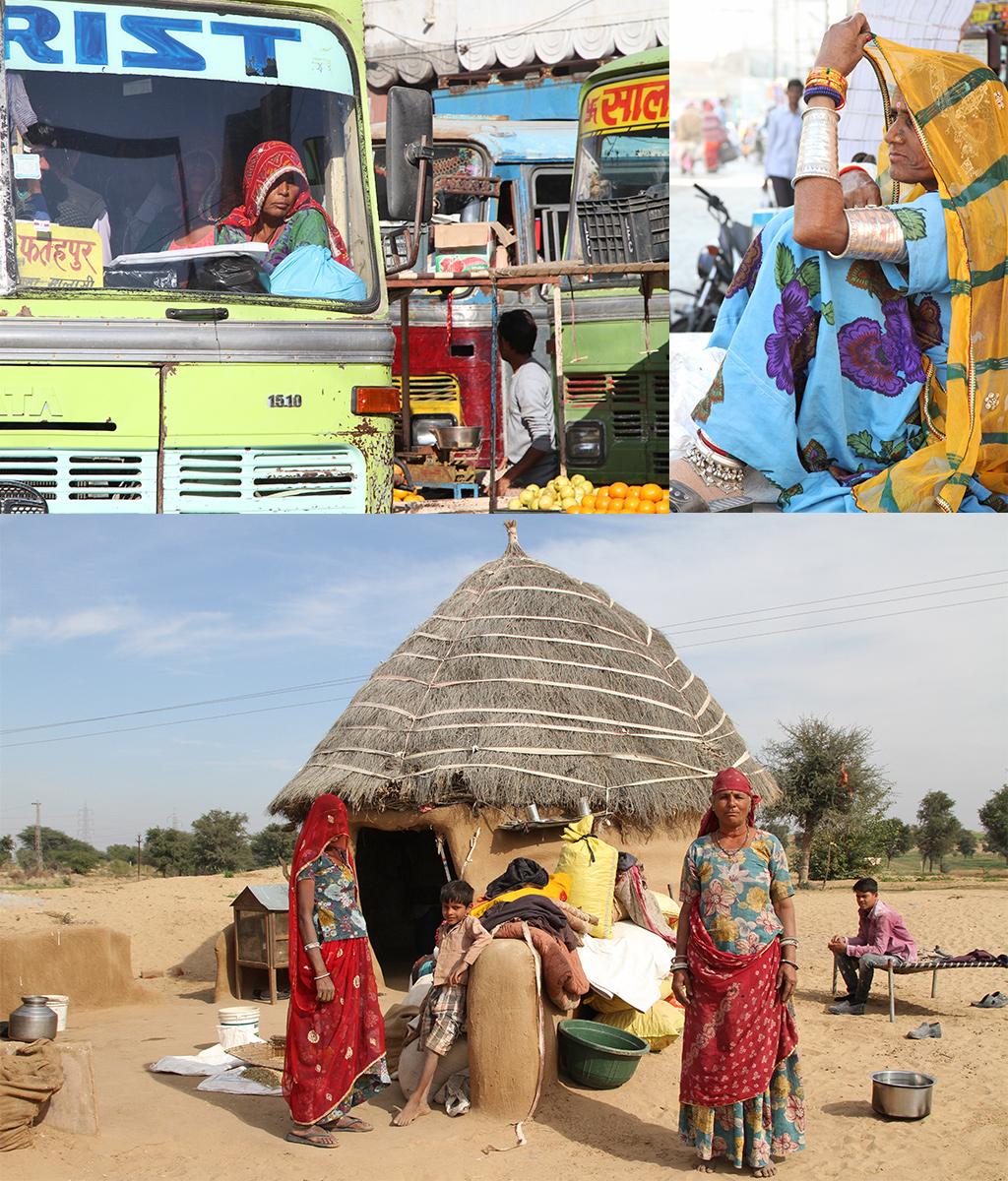 kleurrijk en avontuurlijk India
