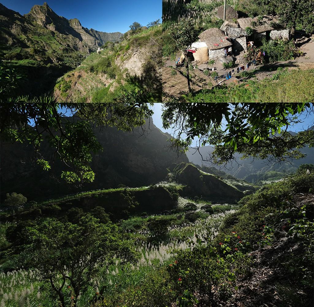 lagere delen Paúl Valley