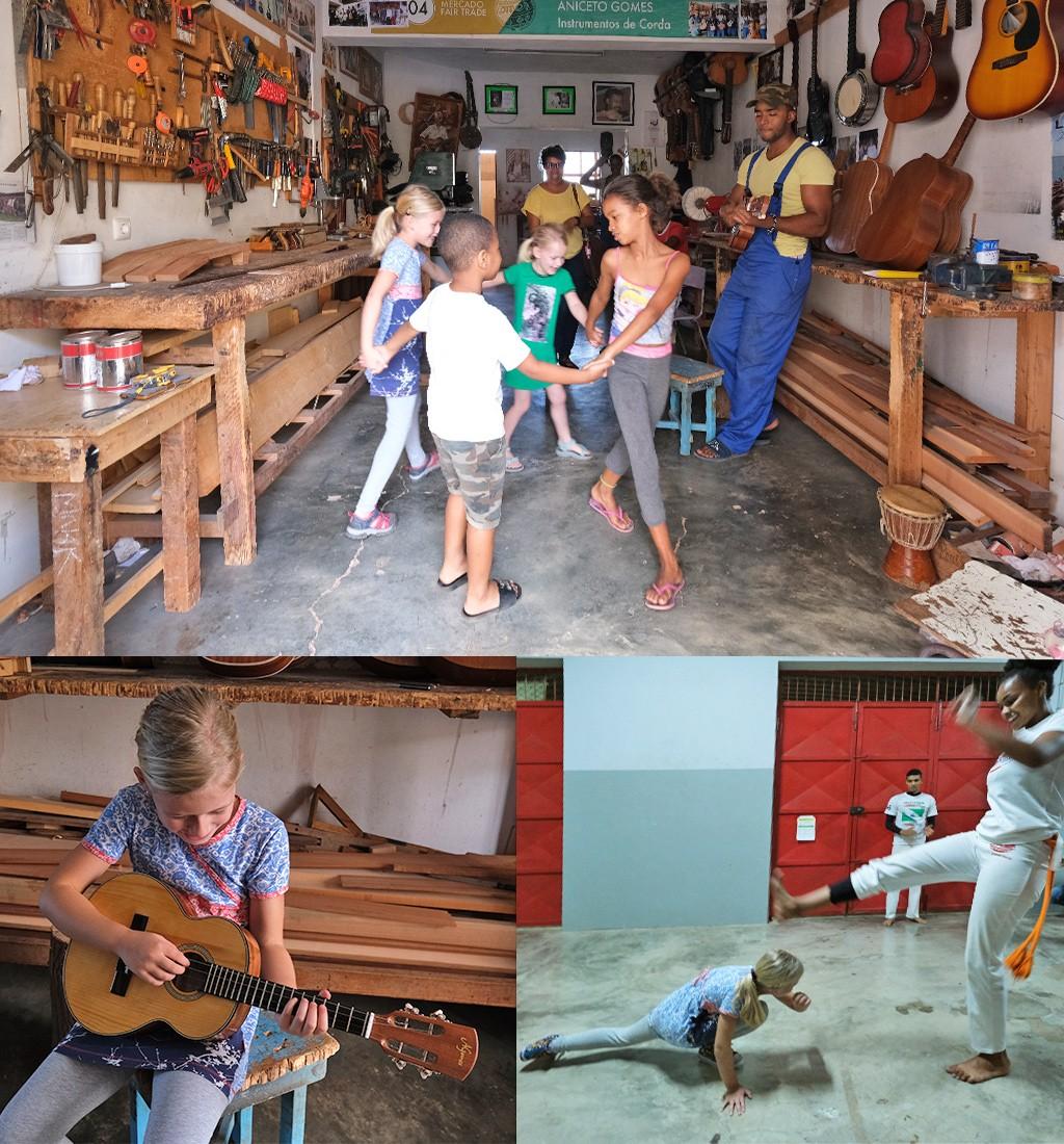 lokale ervaringen Sao Vicente