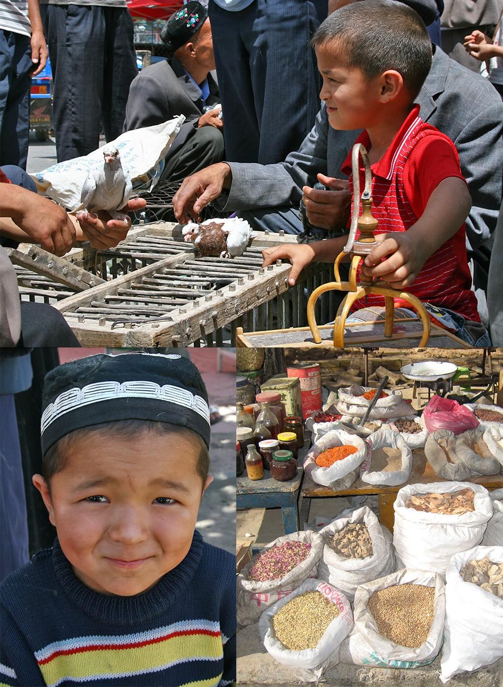 markt Kuqa