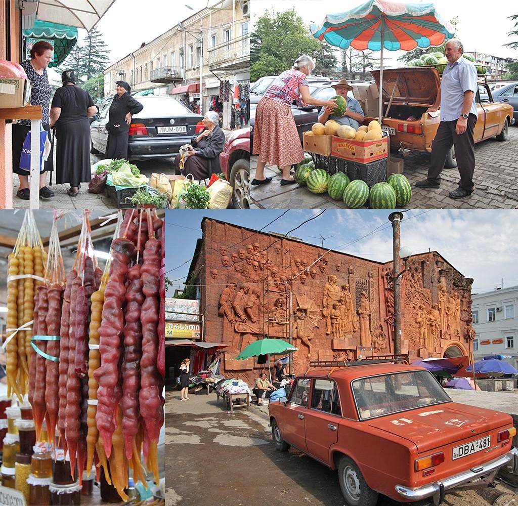 markt Kutaisi
