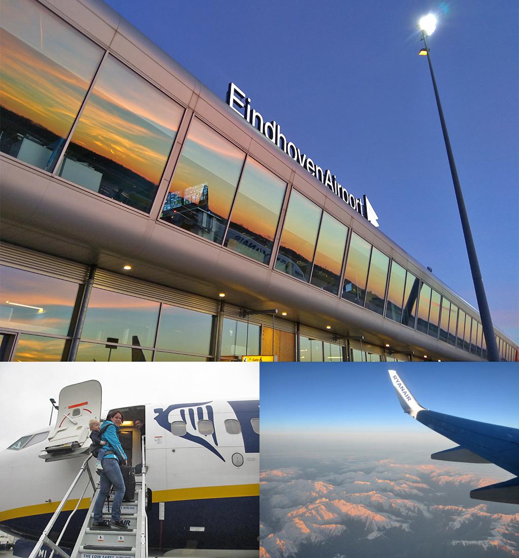 mee in het vliegtuig handbagage  Ryanair