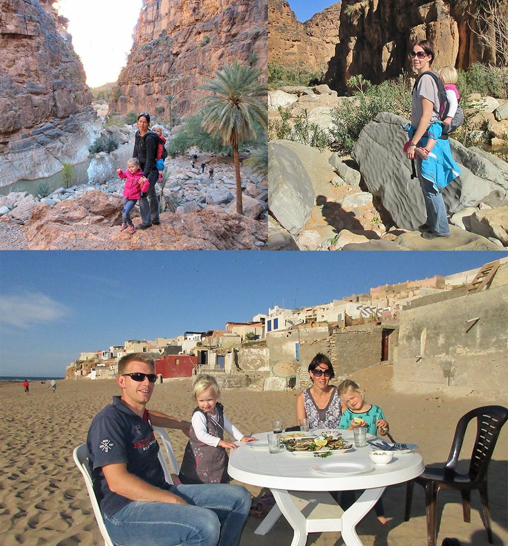 mee naar Marokko met kinderen