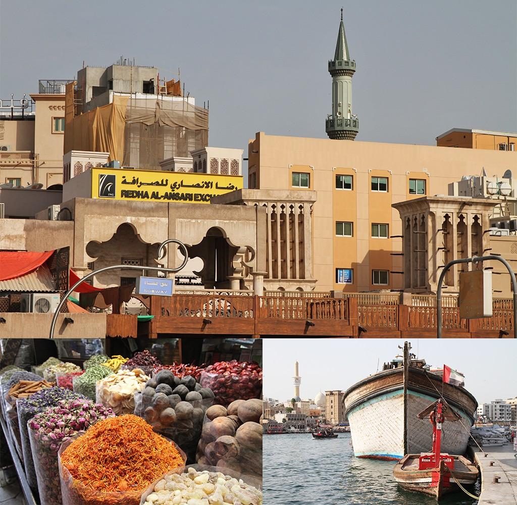 meeste sfeer Dubai in Deira
