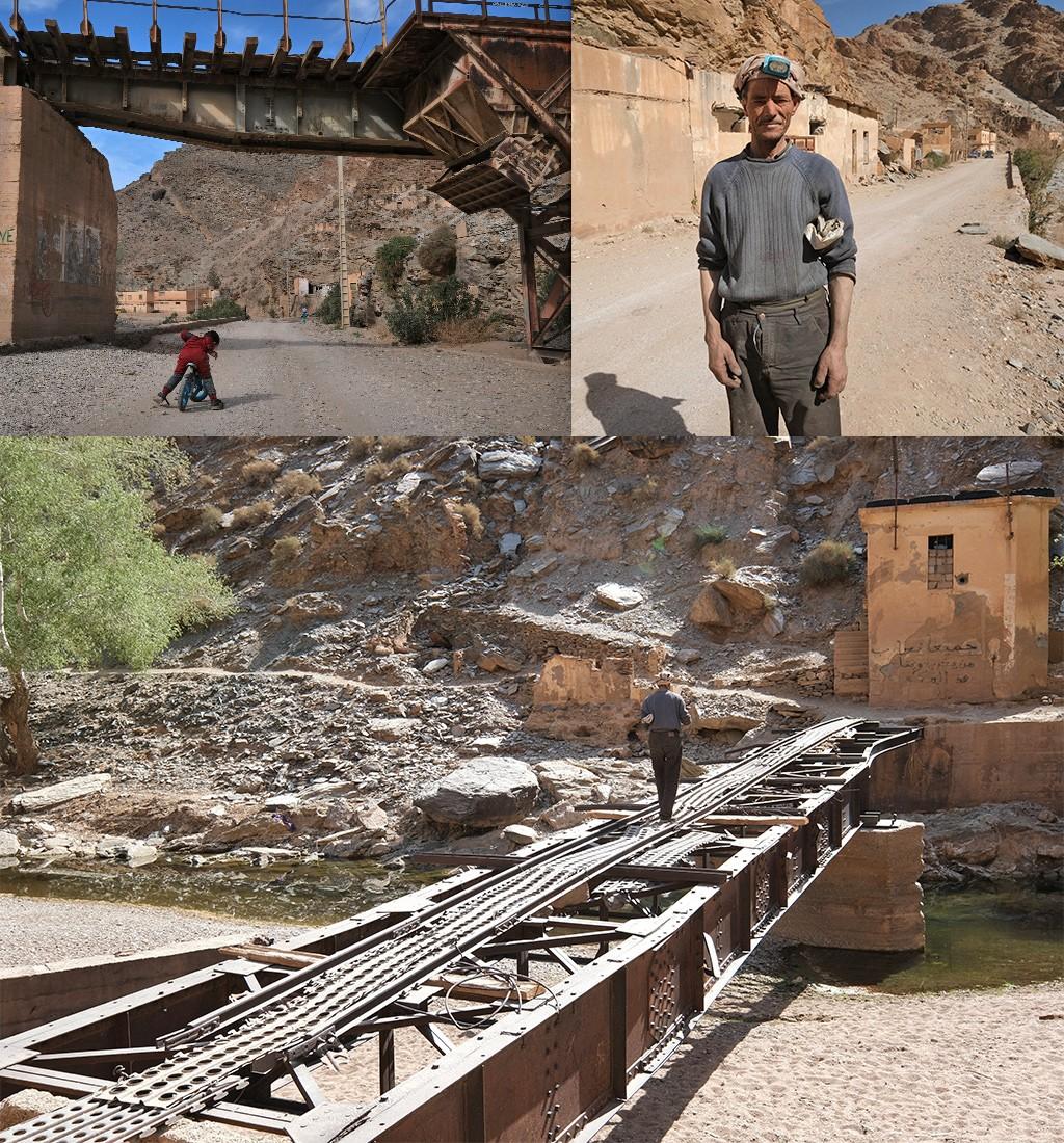 mijnwerkers Aouli
