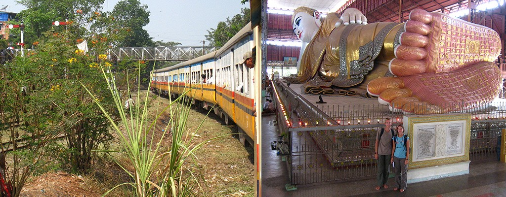 Minder bekende bezienswaardigheden Yangon