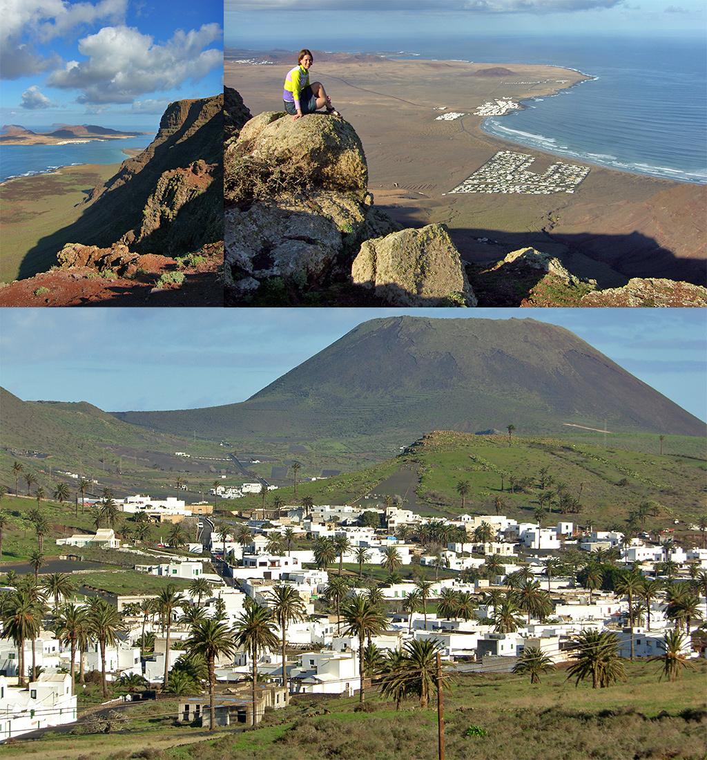 mooi Lanzarote december