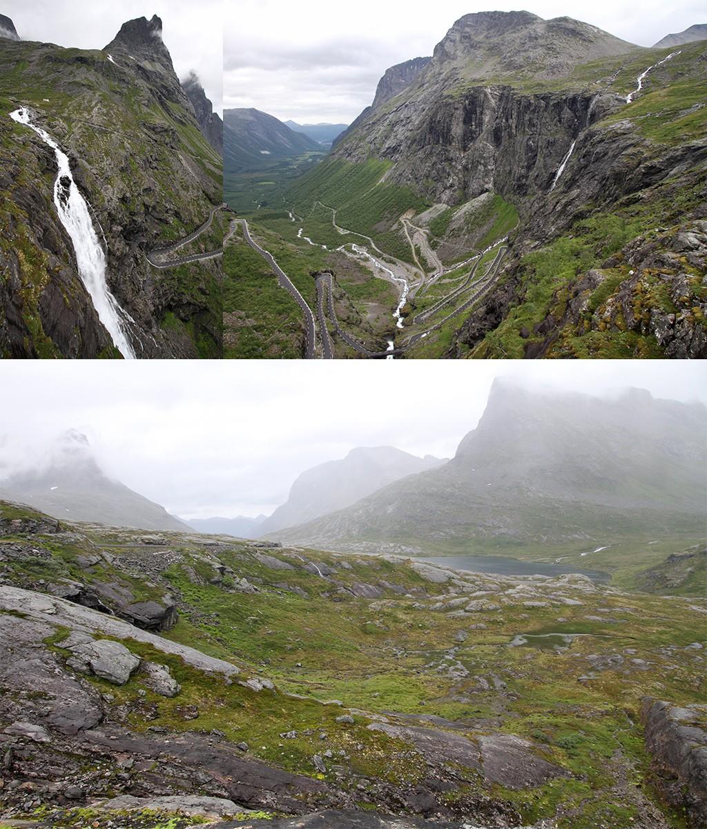 mooiste fjorden Noorwegen - Trollstigen