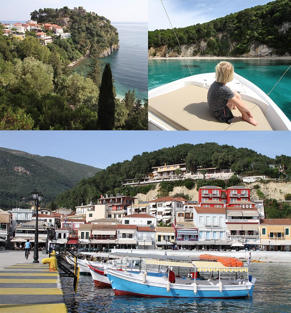 mooiste roadtrip Noord-Griekenland - Parga