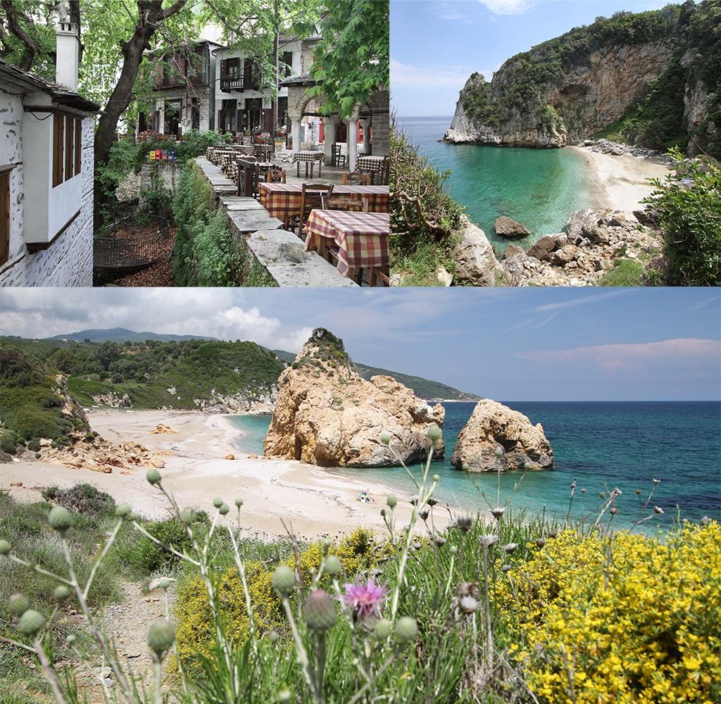 mooiste roadtrip Noord-Griekenland - Pilion