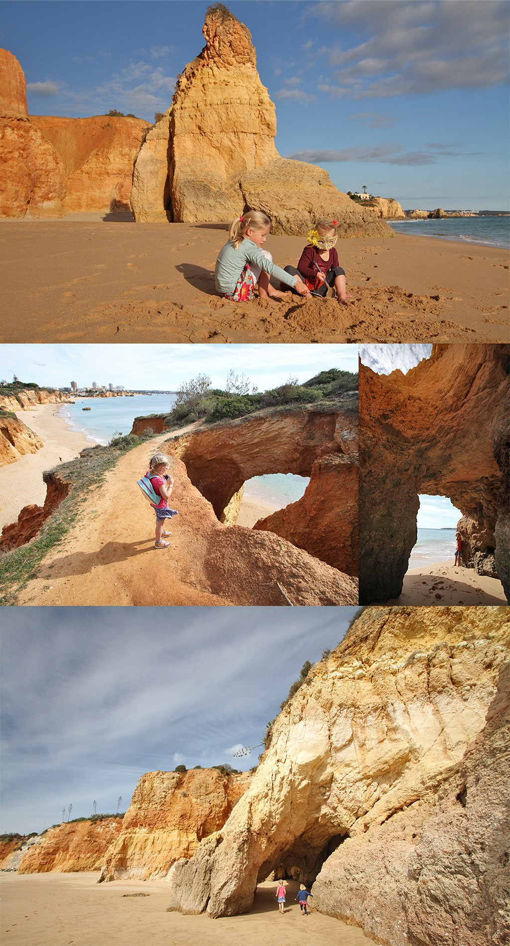 mooiste stranden Algarve bij accommodatie