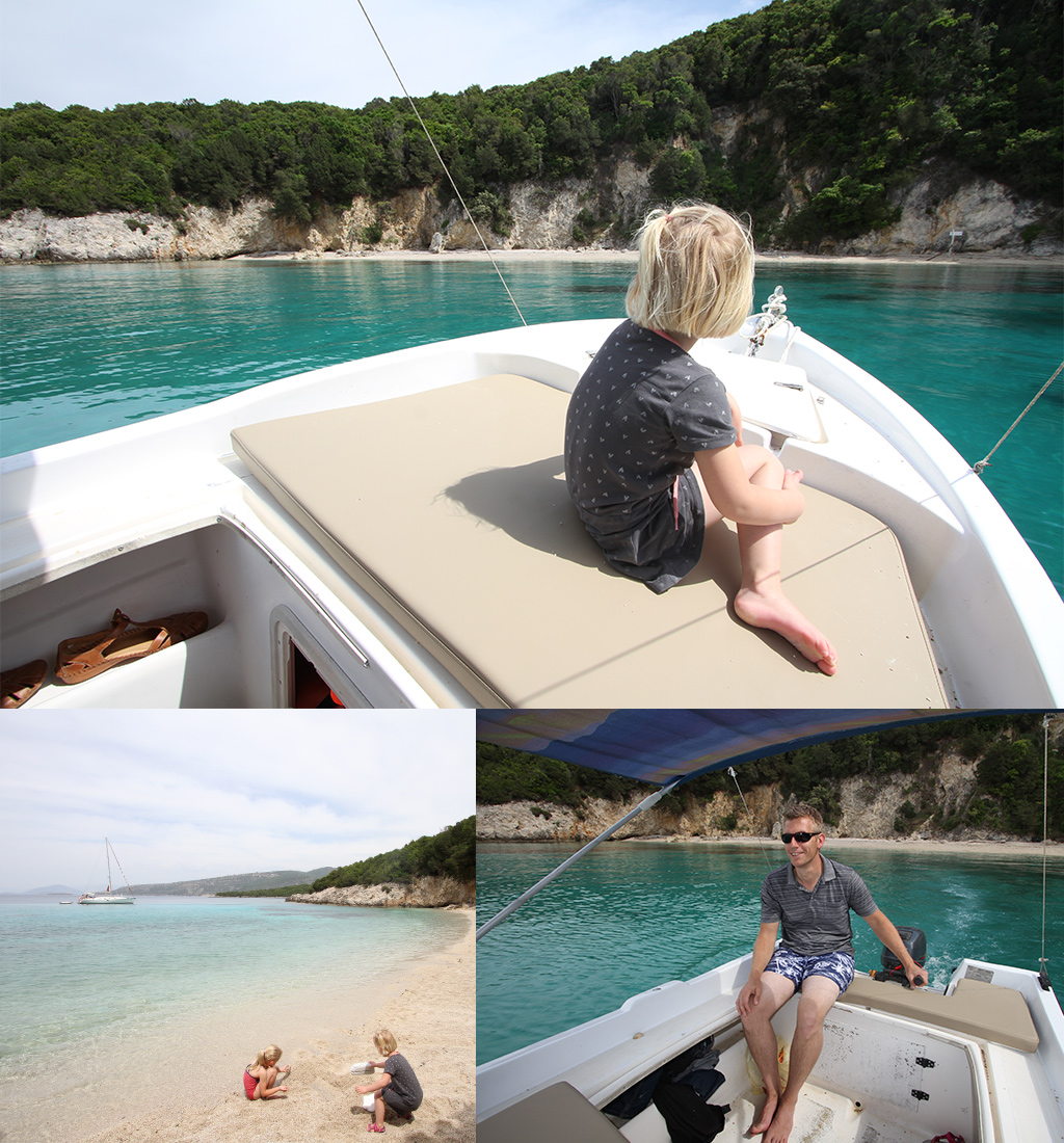 mooiste stranden Europa - Blue Lagoon Beach Sivota