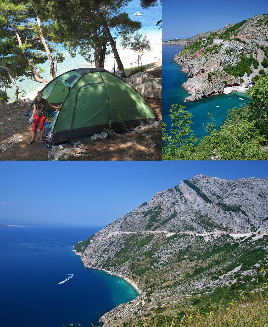 mooiste stranden Europa - Kroatië