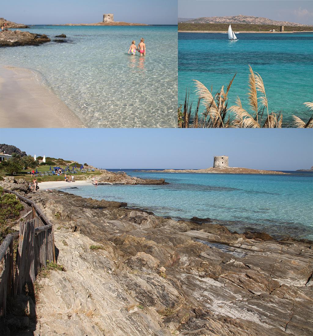 mooiste stranden Europa - La-Pelosa Sardinië