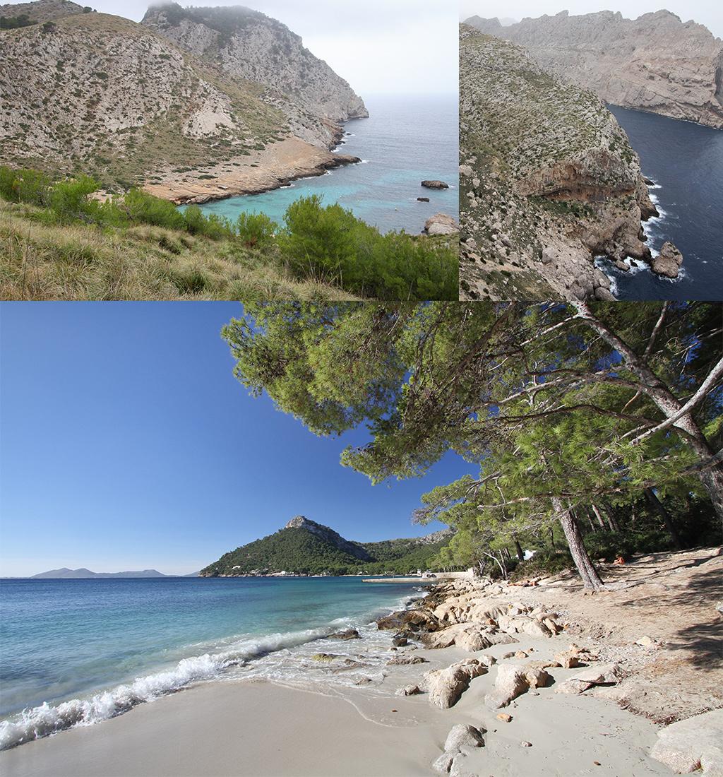 mooiste stranden Mallorca Cala Figuera Playa Formentor