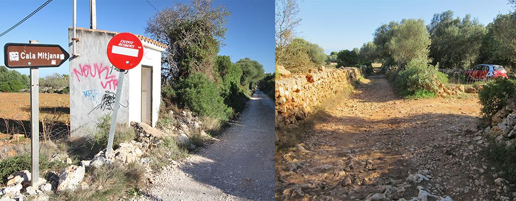 mooiste stranden Mallorca Cala Mitjana
