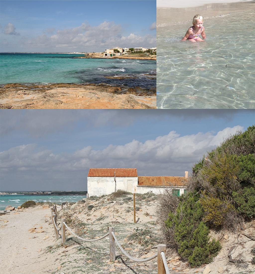 mooiste stranden Mallorca Es Trenc
