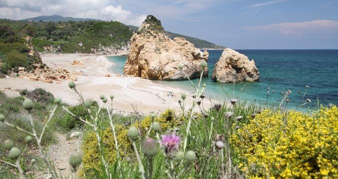 mooiste stranden Pilion