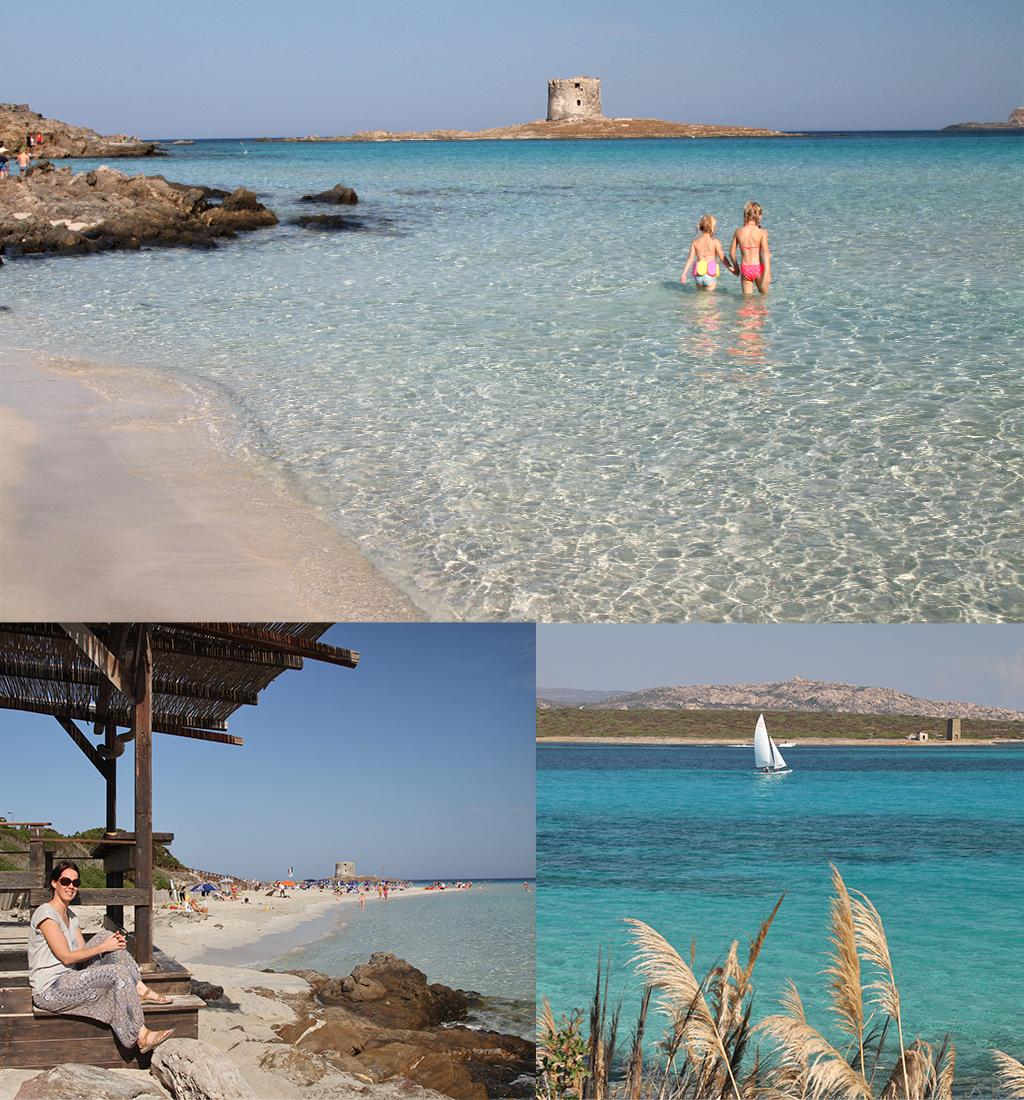 mooiste stranden Sardinië - La Pelosa