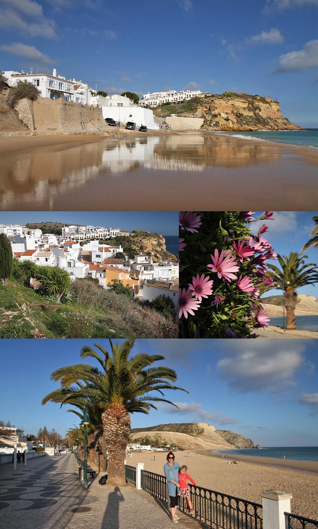 mooiste stranden Algarve dorpjes