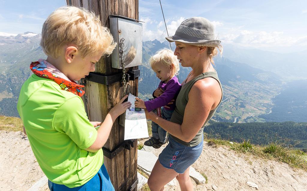 multi actieve reizen met het gezin