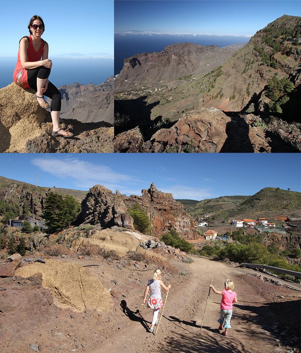 nog een fotogenieke wandeling op La Gomera
