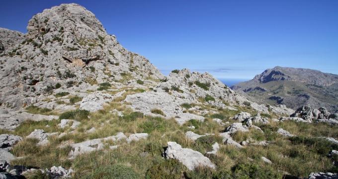 noorden van Mallorca