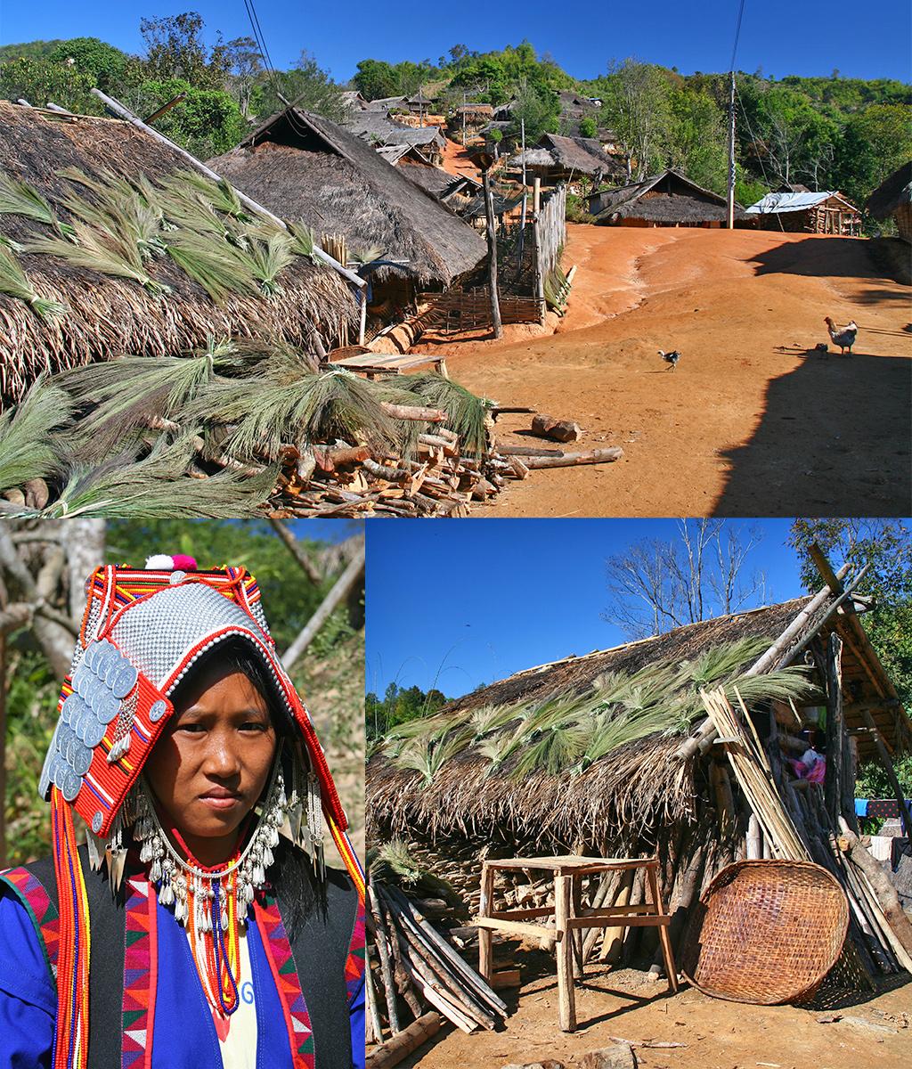 omgeving Chiang Rai - Ban Lorcha