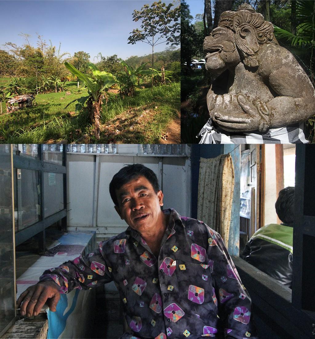 omgeving Malang Java - Candi Sumberawan