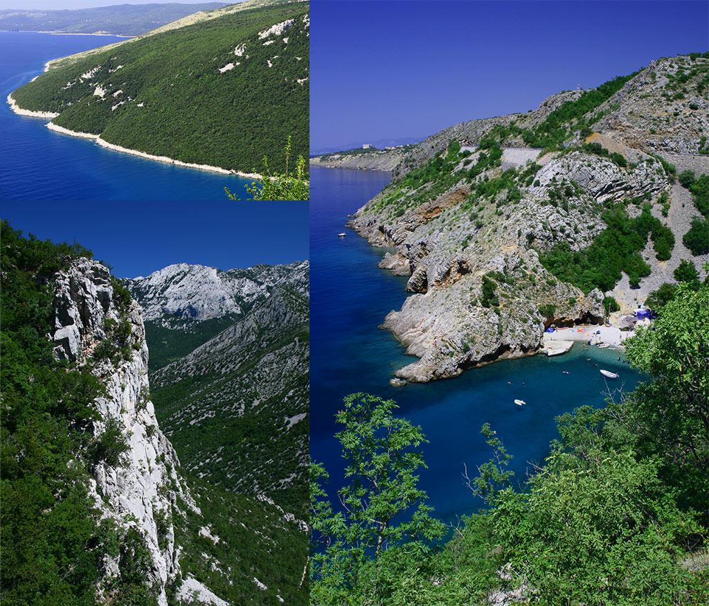 omgeving Zadar Dalmatië