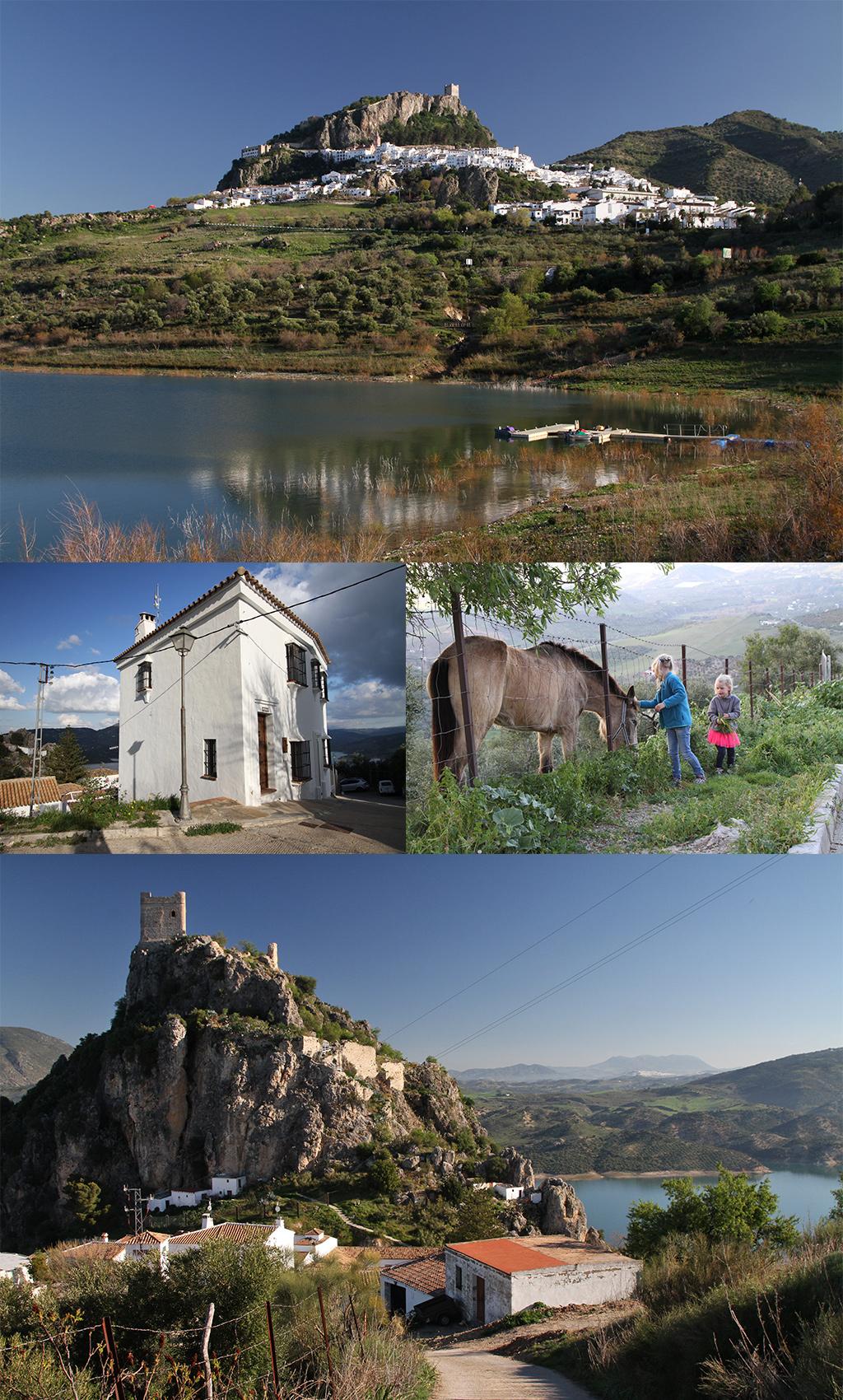 onontdekte parels van Andalusië - Zahara de la Sierra