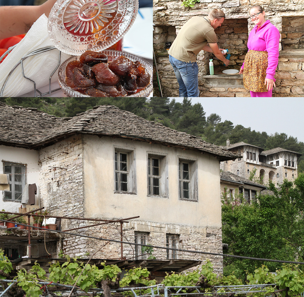 ons guesthouse in Gjirokaster