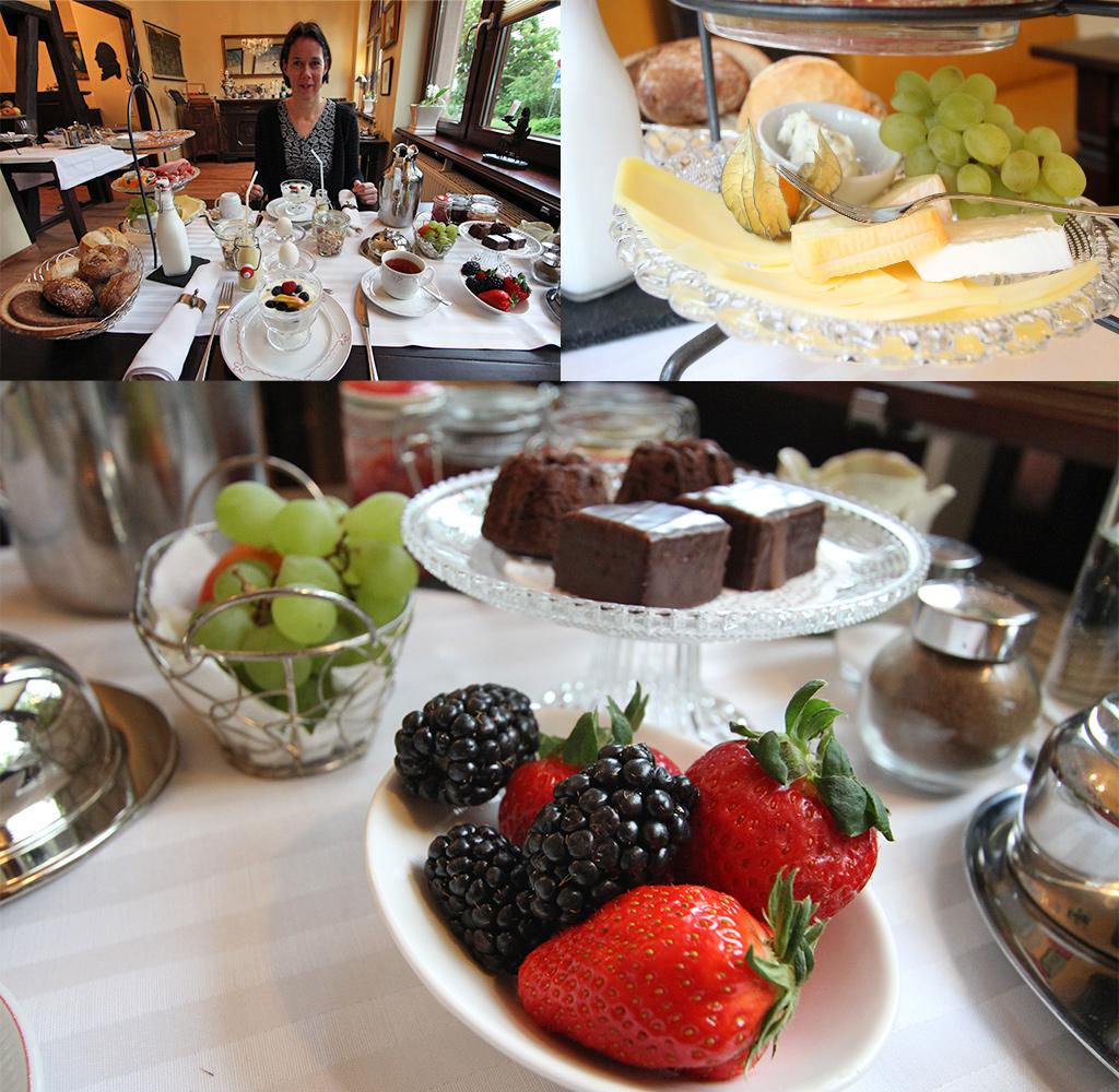 ontbijt hotel Goethe Wetzlar