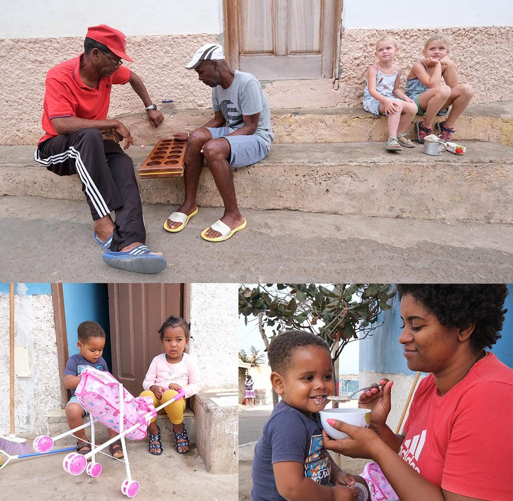 onze buren in Salamansa