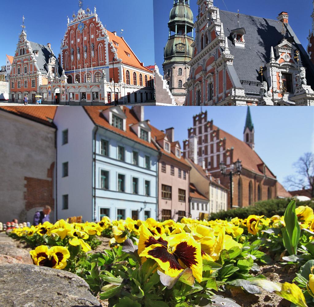pleinen Riga