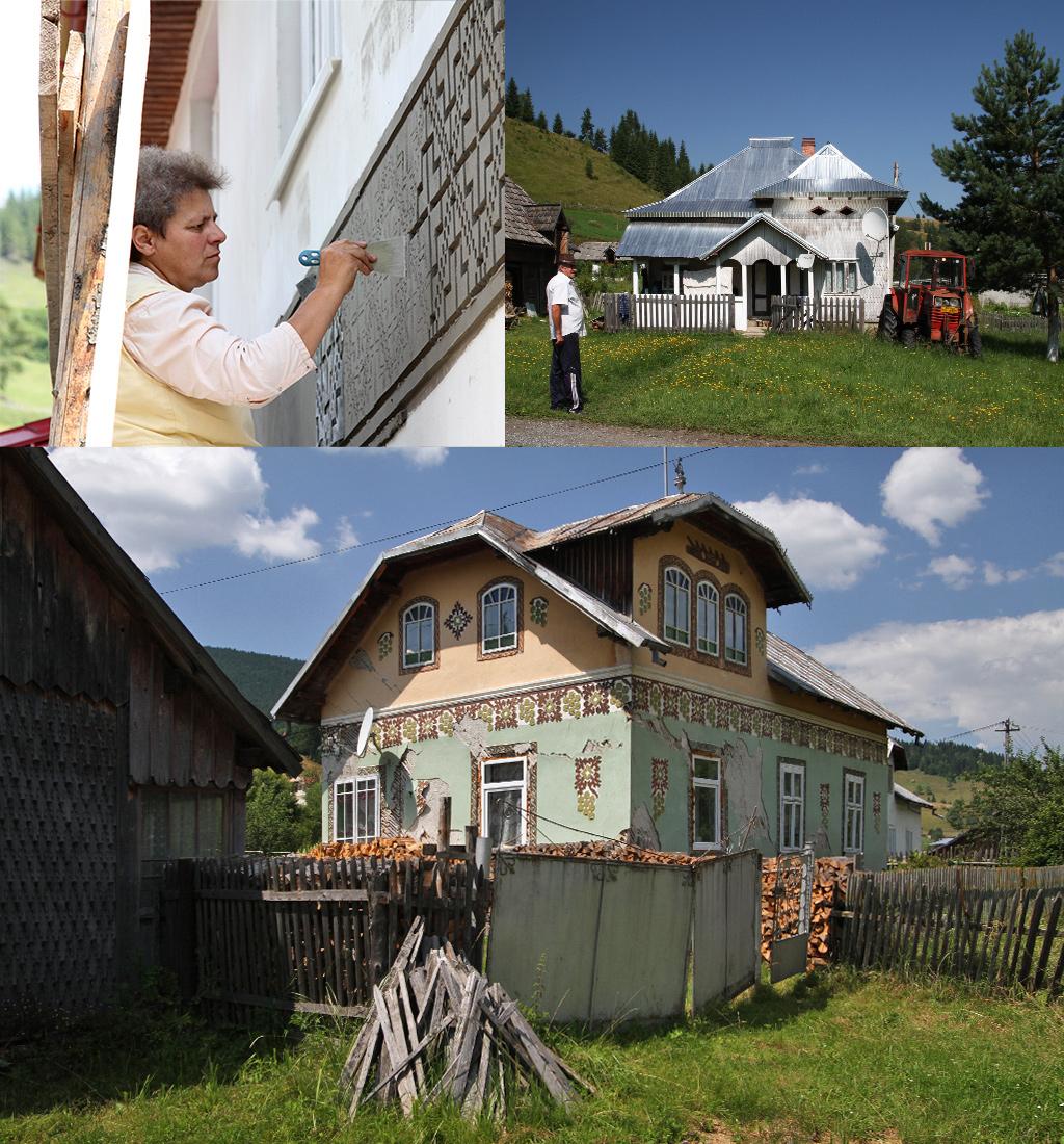 prachtige huizen Ciocanesti