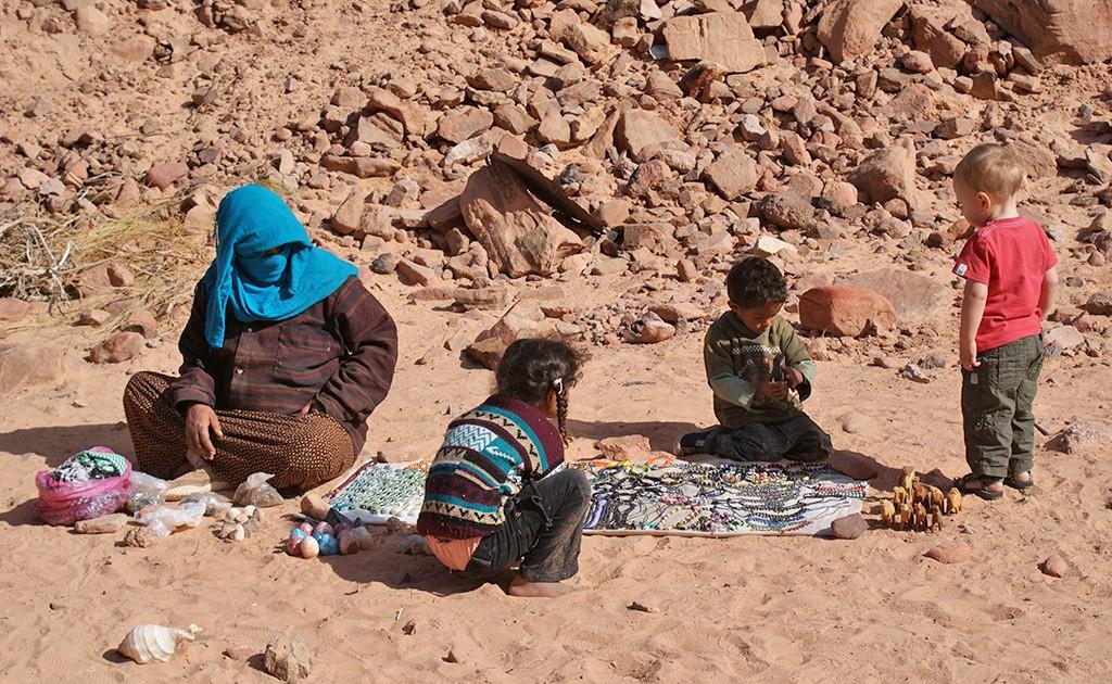 rampspoed op reis - Egypte