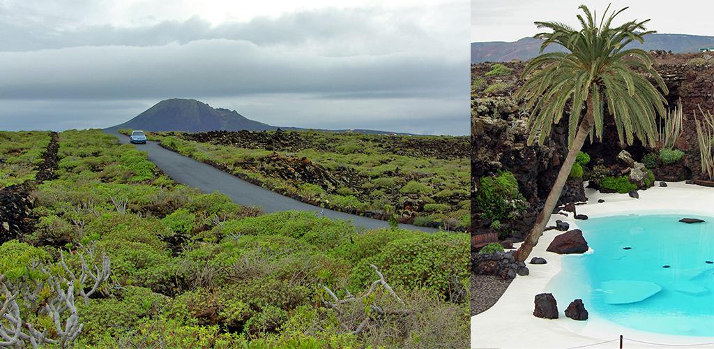 regenachtig Lanzarote december