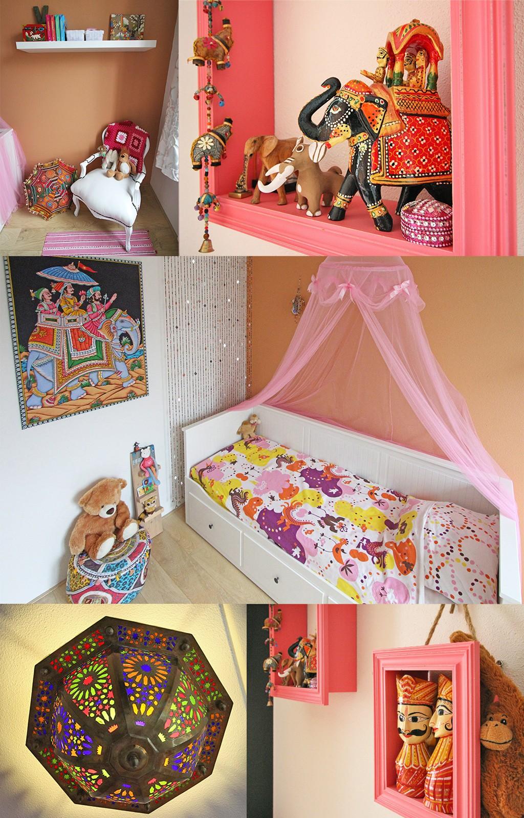 reis interieur - kinderslaapkamer