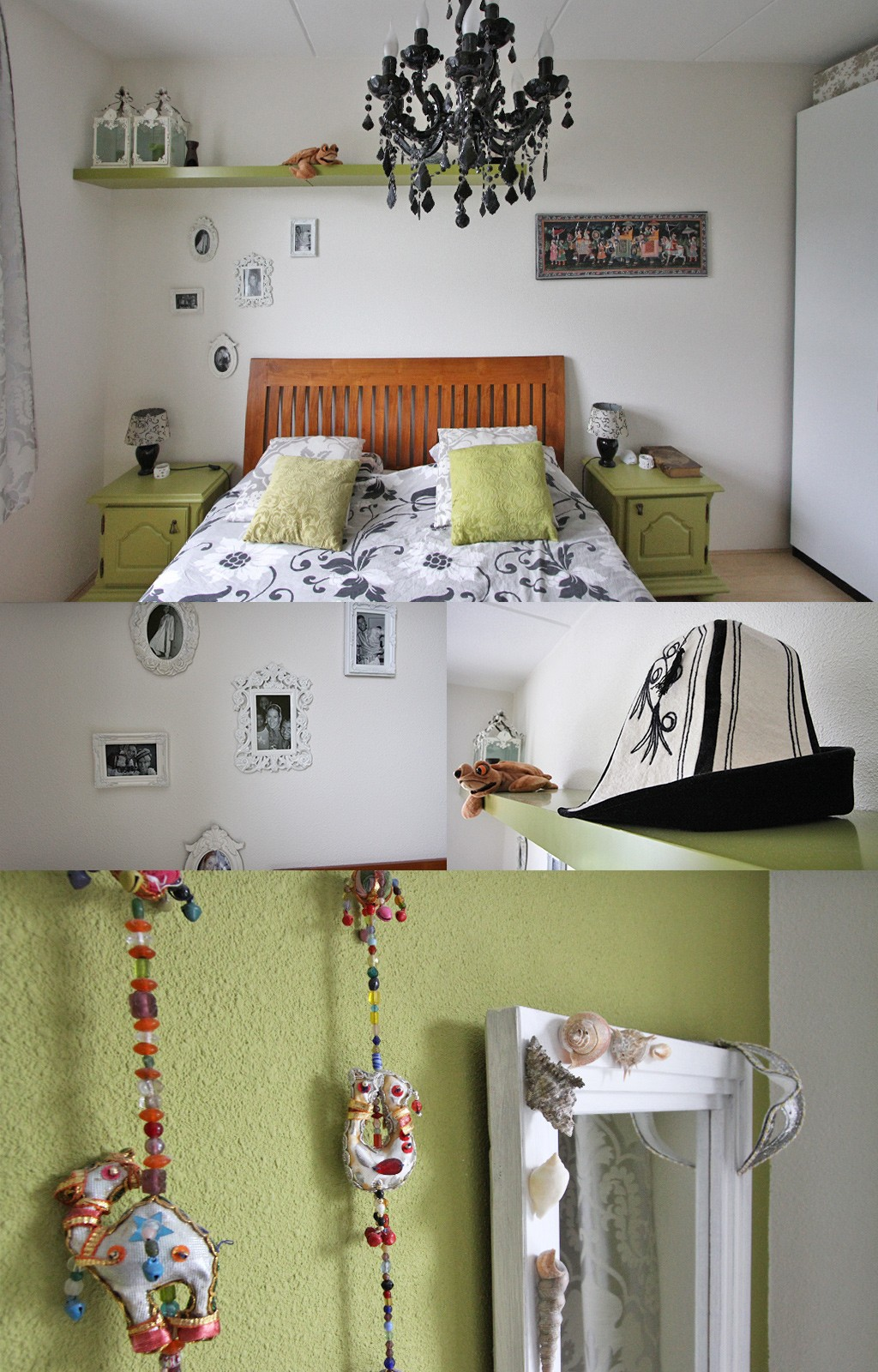 reis interieur slaapkamer