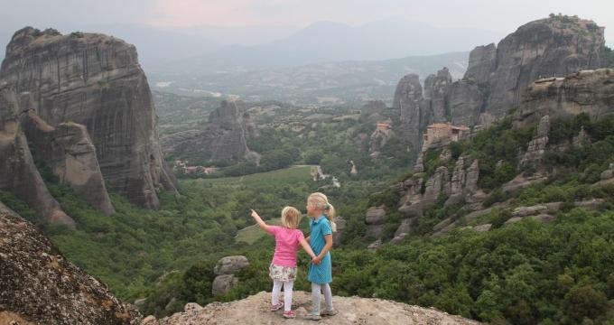 reisfilm Noord-Griekenland met kinderen