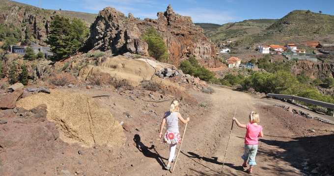 reisfilm Tenerife en La Gomera met kinderen