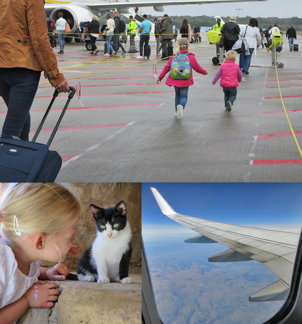 Reizen met leerplichtige kinderen