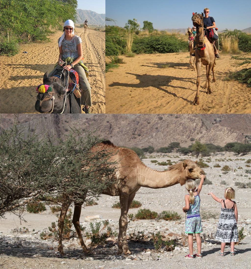 reizen zonder en met kinderen