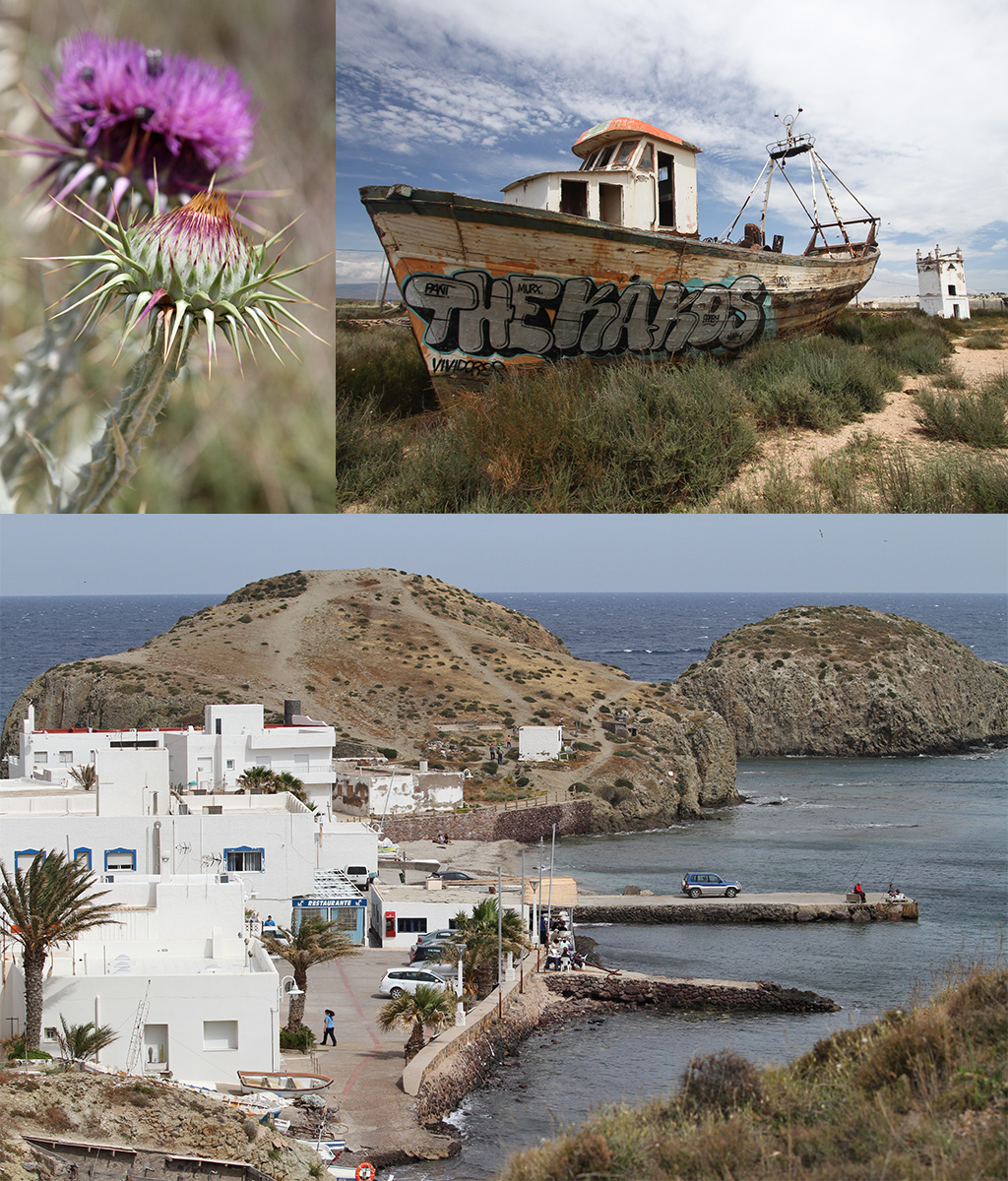 roadtrip Andalusië Cabo de Gata Nijar
