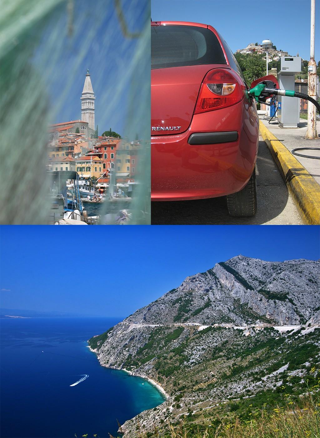 roadtrip Europa Kroatië