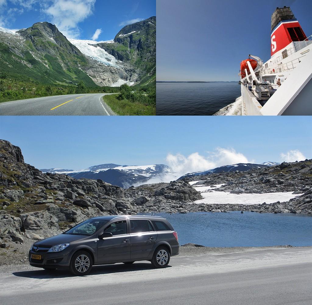 roadtrip Europa Noorwegen